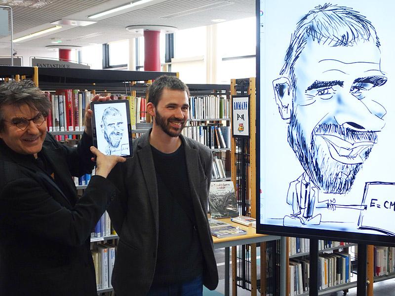 caricature-sur-tablette