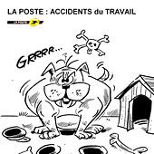 caricature la poste
